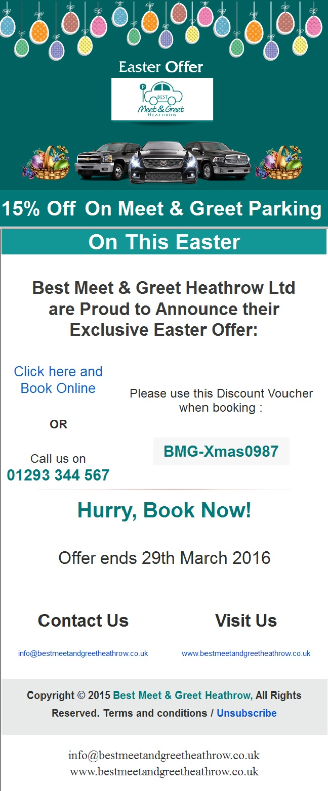 Heathrow T5 Parking Deals Hp Desktop Computer Coupon Codes